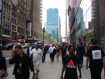 42 Street - New York Shopping Spree