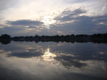 Saint Antoines on the Richelieu River