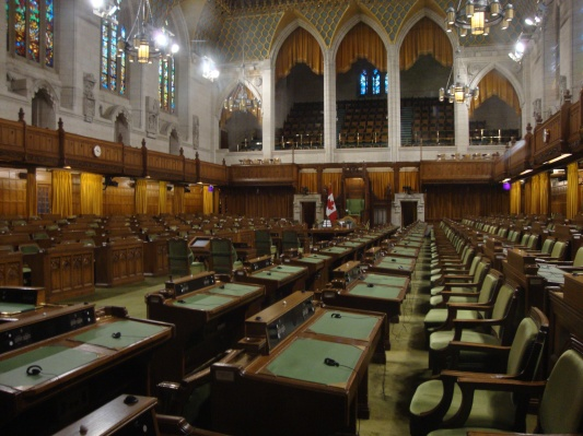 House of Commons - Canadian Parliament