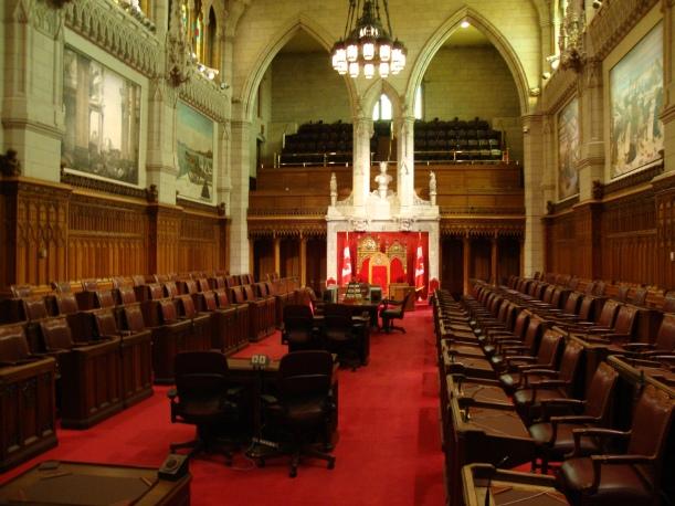 Canadian Parliament - Senate
