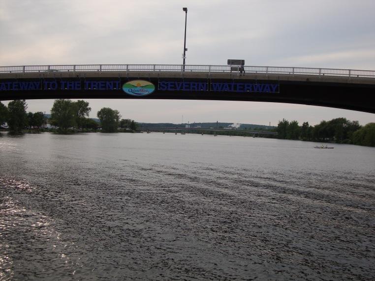 Trenton - Gateway to the Trent Severn Waterway!