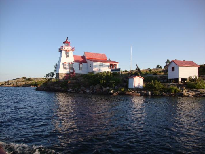 Point Au Baril Lighthouse