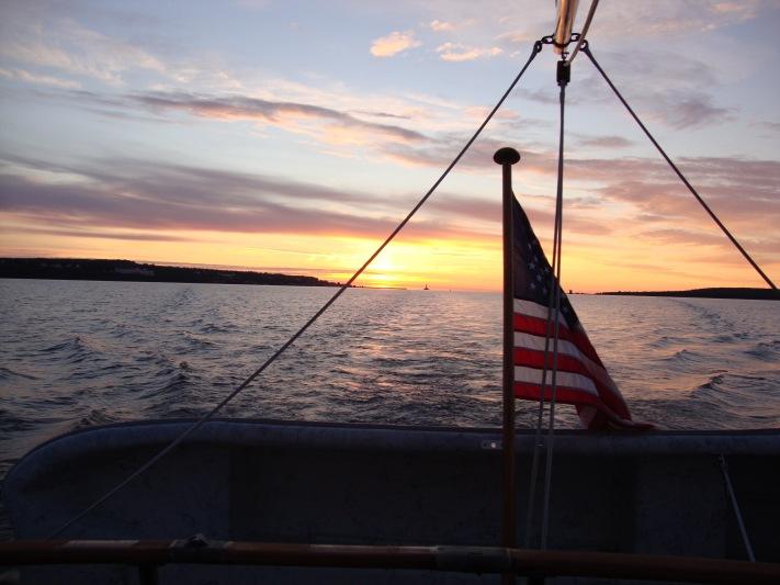 Mackinac Sunrise