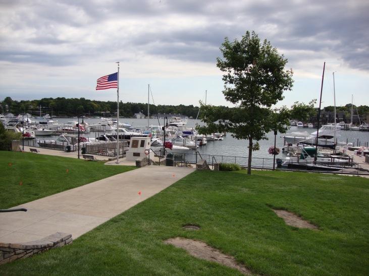 Charlevoix Harbor