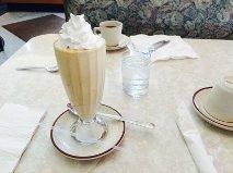 A PEANUT BUTTER MILKSHAKE!!!  Not chocolate, strawberry or vanilla.
