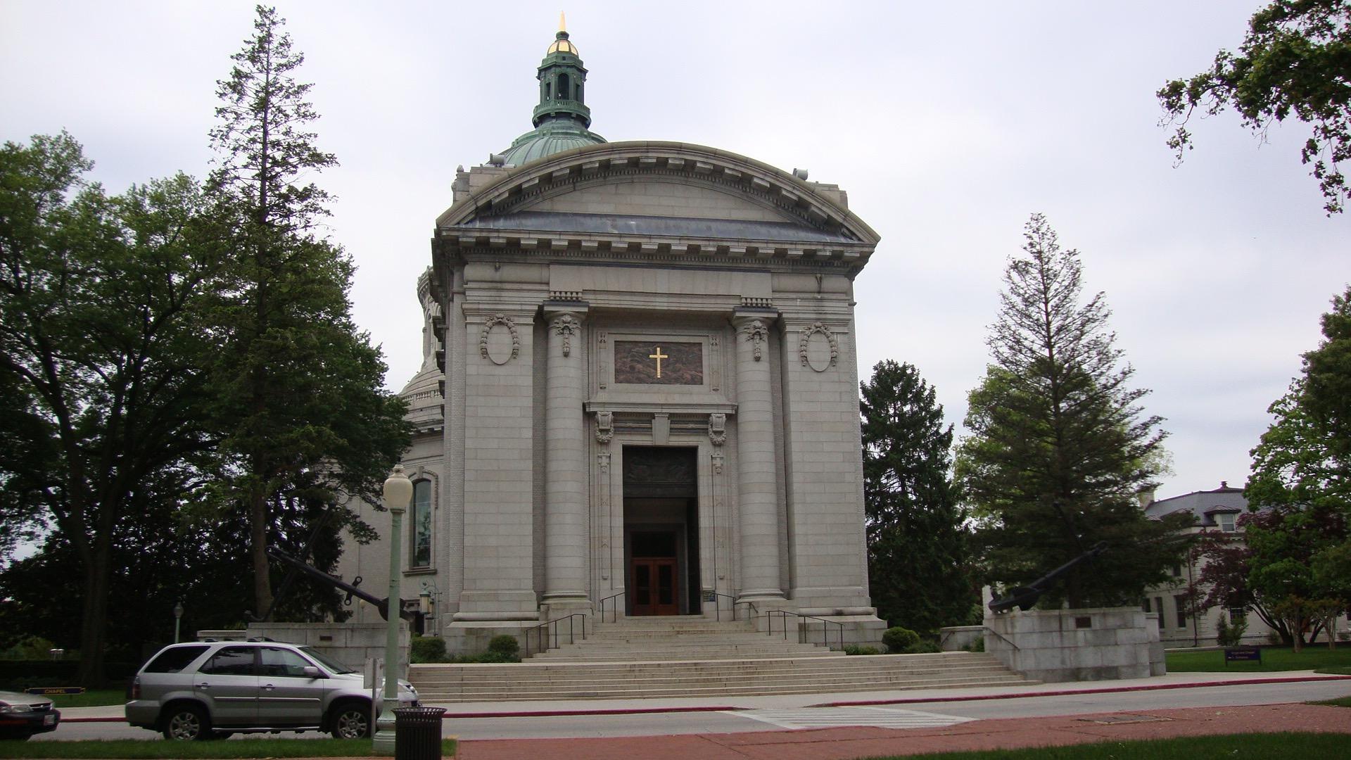 Navy Chapel Part 44